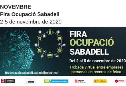 Fira Ocupacio Sabadell