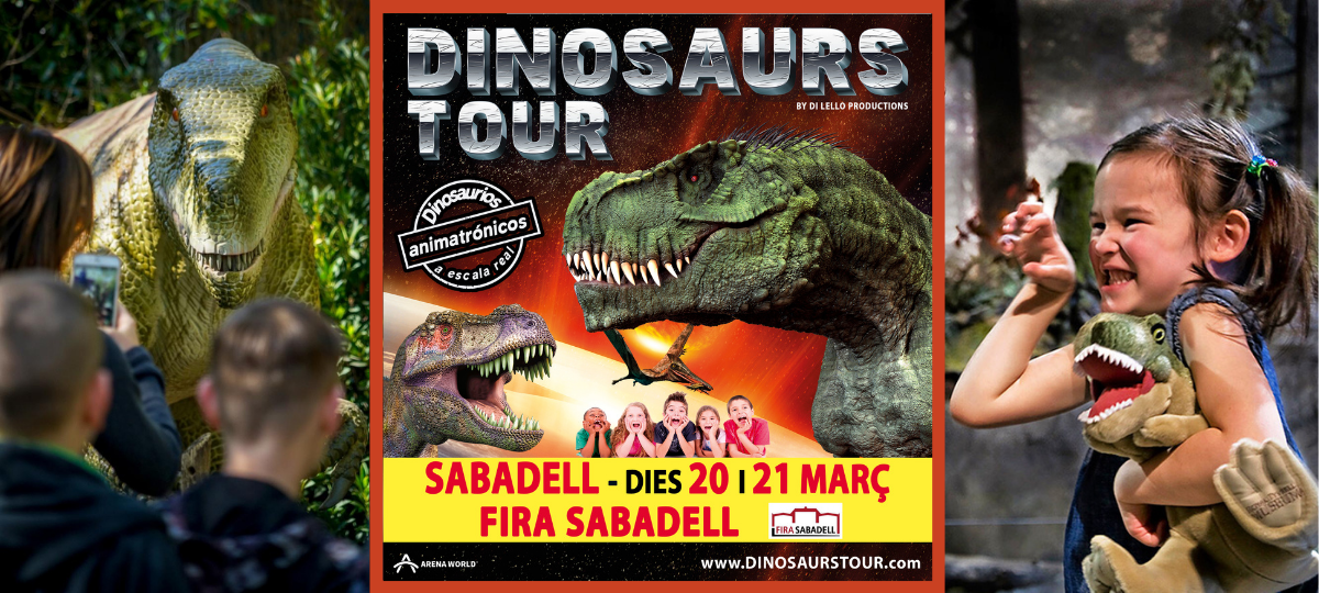 Dinosaurs Tours